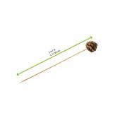 Pine Cone Skewer - L:4.25in