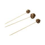 Order A Sample - Pine Cone Skewer - L:3.95in