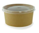 Buckaty Kraft To Go Container -30oz Dia:5.85in H:2.9in