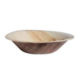 Palm Leaf Mini Bowl/Plate -6oz Dia:5.05in H:1.2in