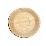 Palm Leaf Bowl / Plate -16oz Dia:7in H:1.25in