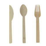 Bamboo Light Spoon - L:6.65in