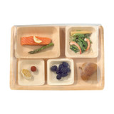 Wooden Plate 15.75/11/0.75 - 50pcs