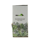 Individually wrapped wooden coffee stirrer with rounded end in dispenser box - 5.5in - 5000pcs