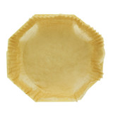 Round Baking Mold With Liner - L:7 x W:7 x H:1.5in