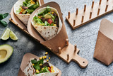Taco Holder For 8 Tacos - L:15.75 x W:2.75in