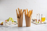 Curved Bamboo Skewers - L:11.75in