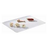 Bionchic White Sugarcane Serving Platter - L:15.45 x W:11.5 x H:.45in