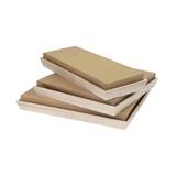 NOAH31 Heavy Duty Wooden Tray - L:13.55 x W:13.55 x H:1.5in