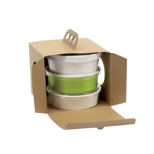 Brass Knuckles & Bucket VIP Lunchbox - 200 Sets