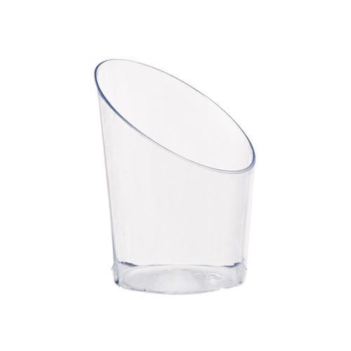 Pia Angle Cut Mini Cup -1oz Dia:1.6in H:2.25in