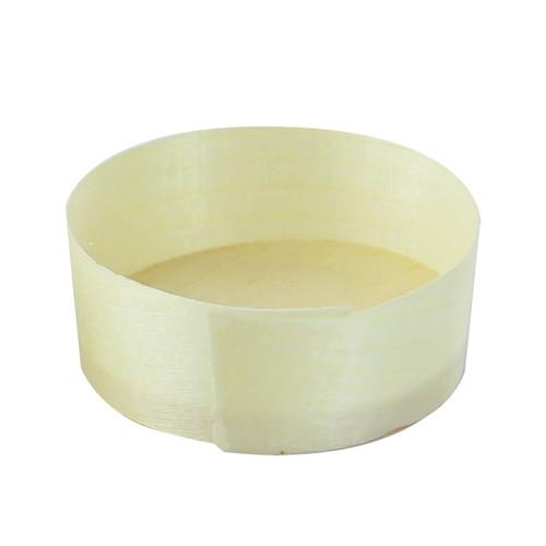 Mini Wooden Cup -1.5oz Dia:2in H:.75in
