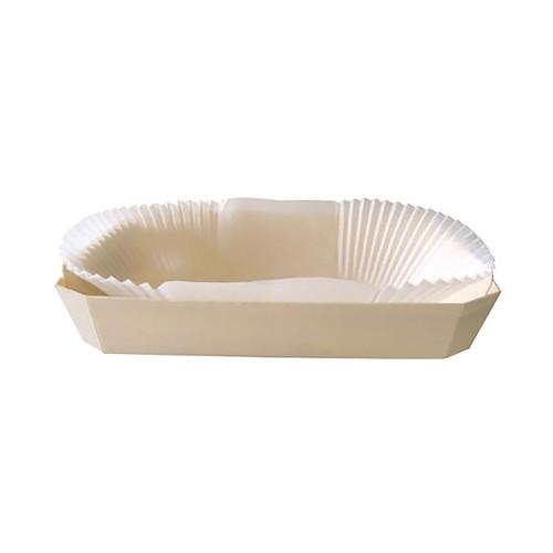 Wooden Baking Mold -30oz L:9.75 x W:6.5 x H:1.6in