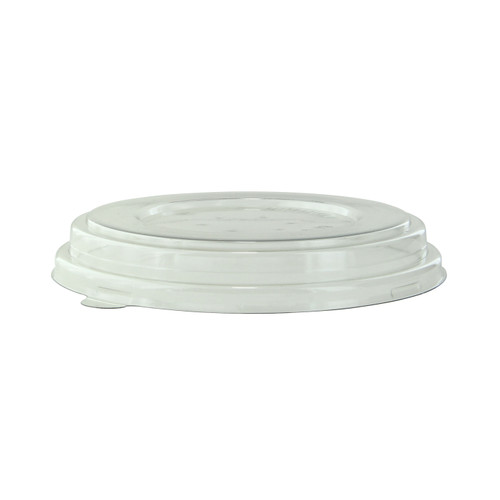 Clear Pet Plastic Lid For 210Pc Range - Dia:5.95in H:.9in