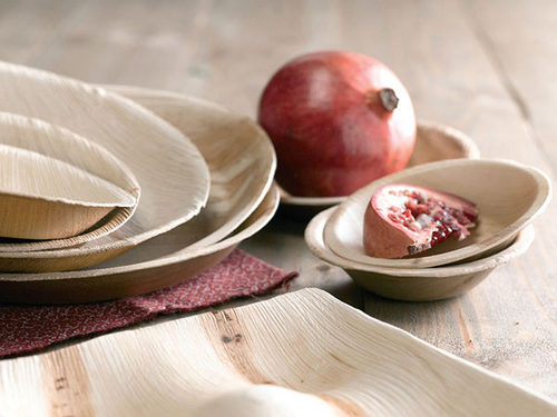 Palm Leaf Serveware Guide for Your Table