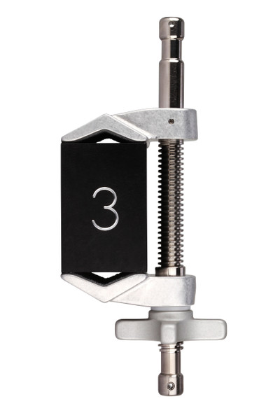 """3"""" XL Double Spud Cardellini Clamp"""