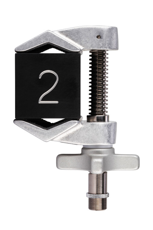 """""""2M"""" Microphone Mount Cardellini Clamp"""