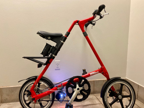 Custom Mount: Strida