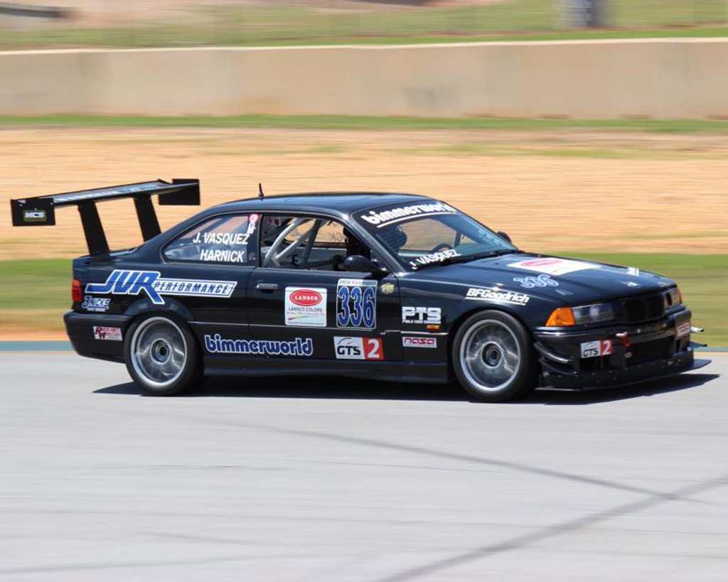 BMW E36 Canards/Dive Planes for your Race Car