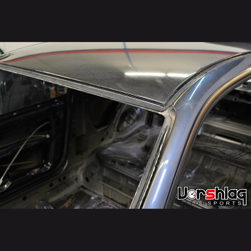 BMW E46 Carbon Fiber Roof Panel