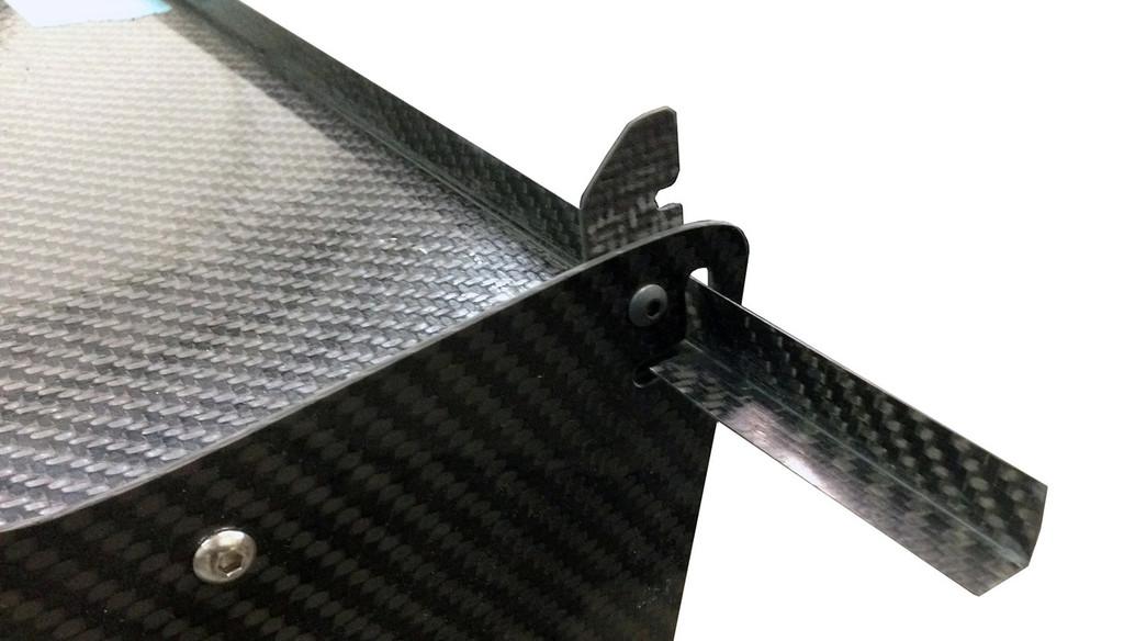 "Mustang SN95 Racing Wing, 14"" Chord Gurney Flap"