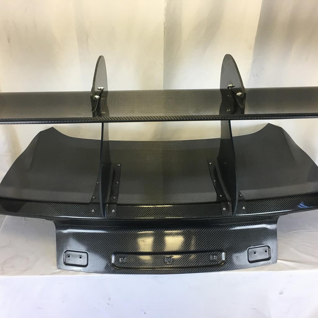 S550 15-17 Carbon Trunk