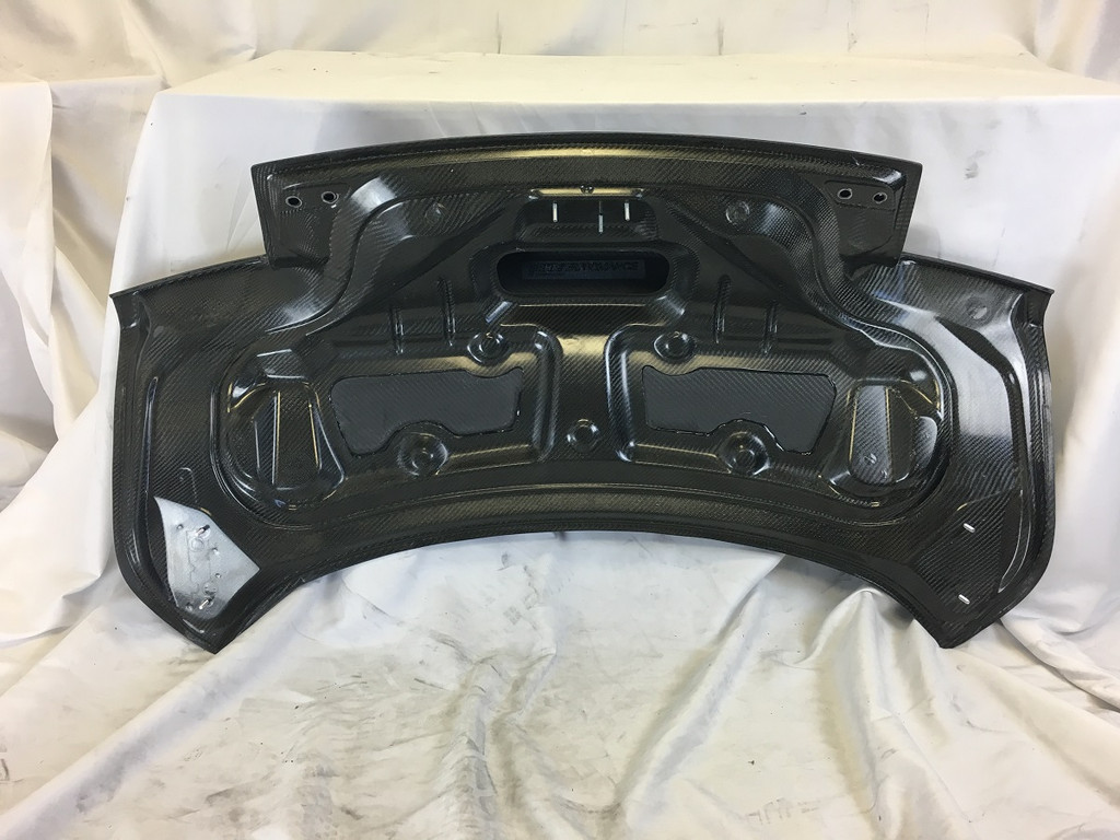 S550 15-17 Trunk Drag/Chassis Spec