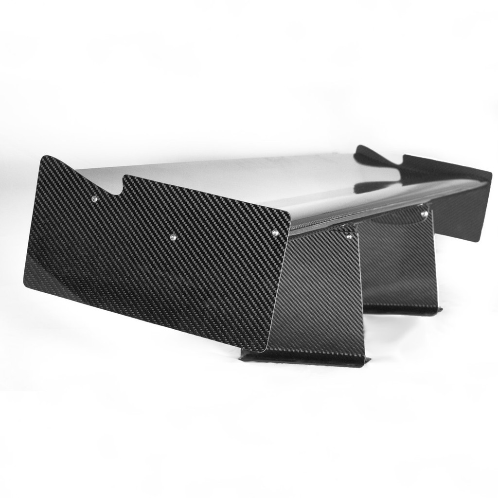 "Racing Wing, 14"" Chord with small endplates"