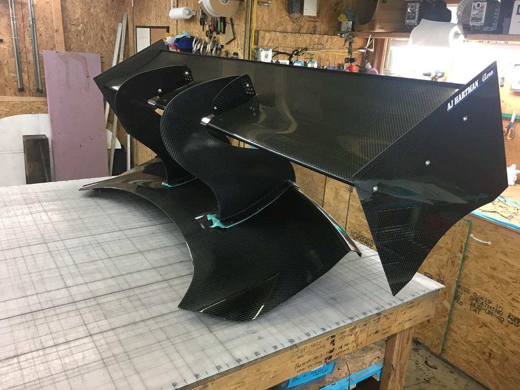 Fulcrum 14 Wing