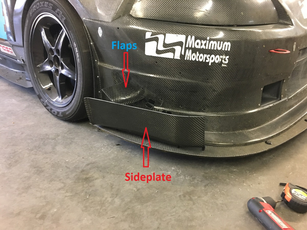 Splitter Side Plates