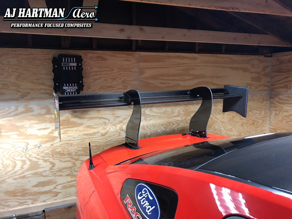 10-14 Mustang Apex 12 Wing Kit