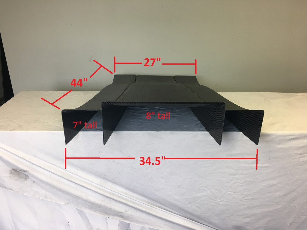 3pc Modular Diffusor
