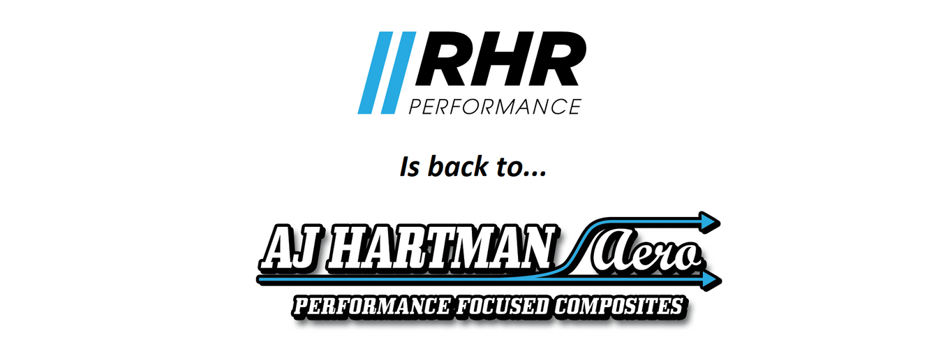 We Are Changing Our Name Back to AJ Hartman Aero!