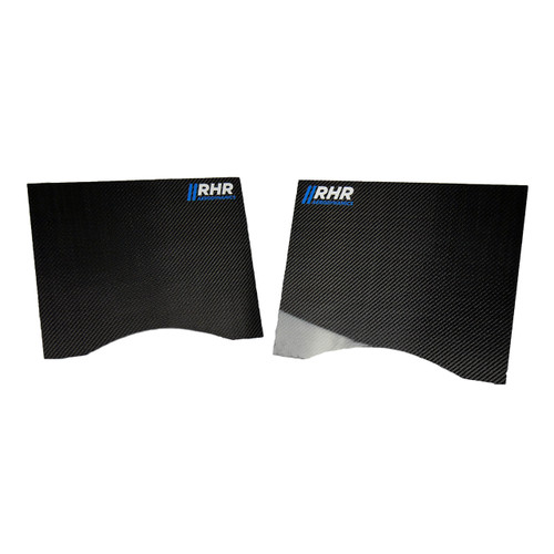 """Fulcrum Racing Wing, 14"""" Chord Upgraded Endplates 