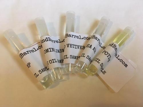 Perfume Oil Sample