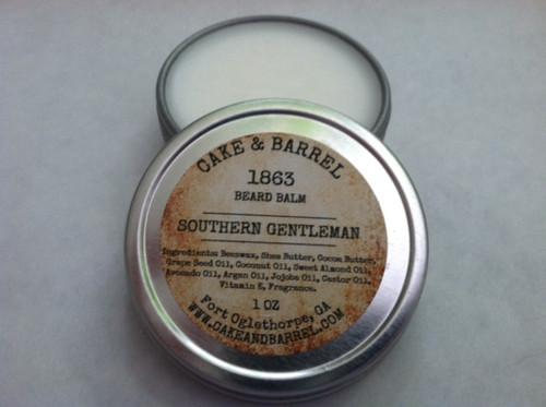 1863 Beard Balm