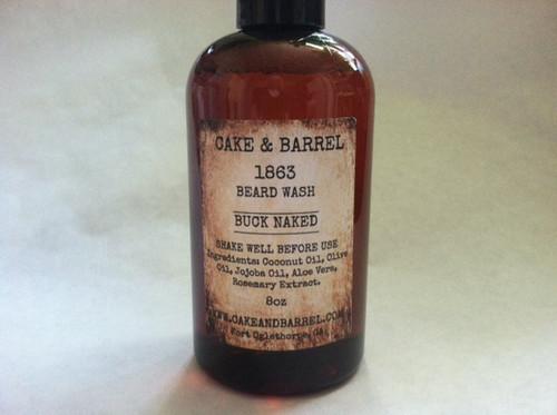 1863 Beard Wash