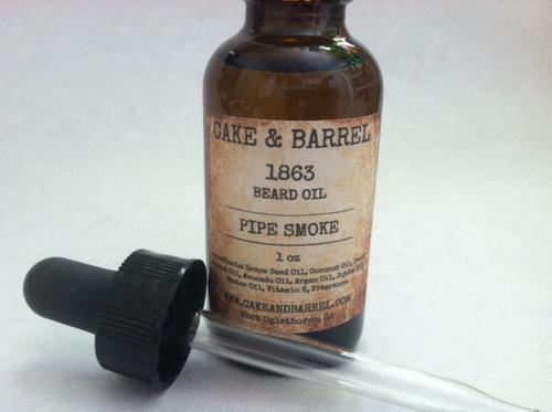 1863 Beard Oil