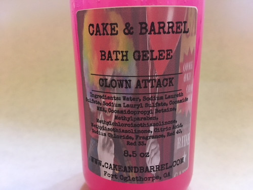 Bath Gelee. Choose Your Scent.
