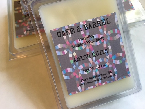 Amish Quilt Wax Melts