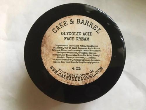 Glycolic Acid Face Cream