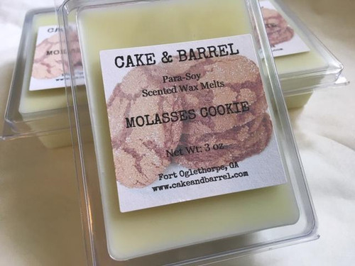 Molasses Cookie Wax Melts