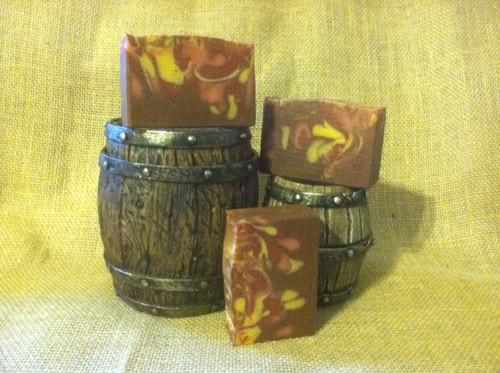 Crackling Firewood Soap