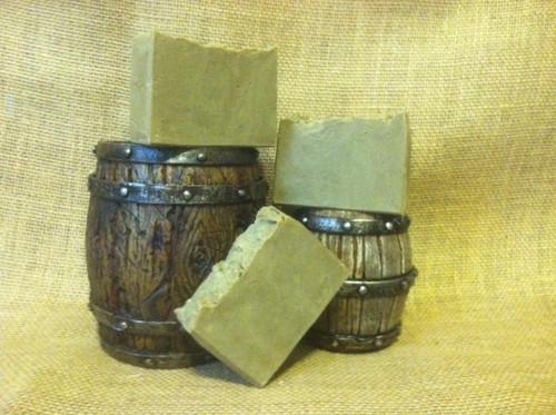 Cashmere & Pear Goat Milk Soap