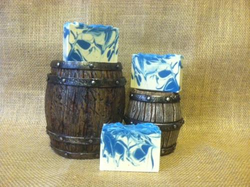 Crisp Cotton Goat Milk Soap