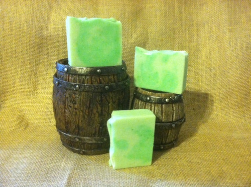 Spearmint Eucalyptus Exfoliating Soap
