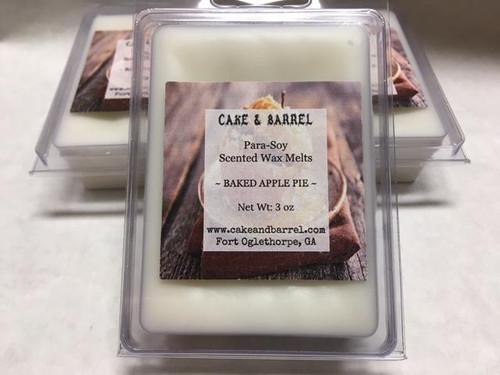 Baked Apple Pie Wax Melts
