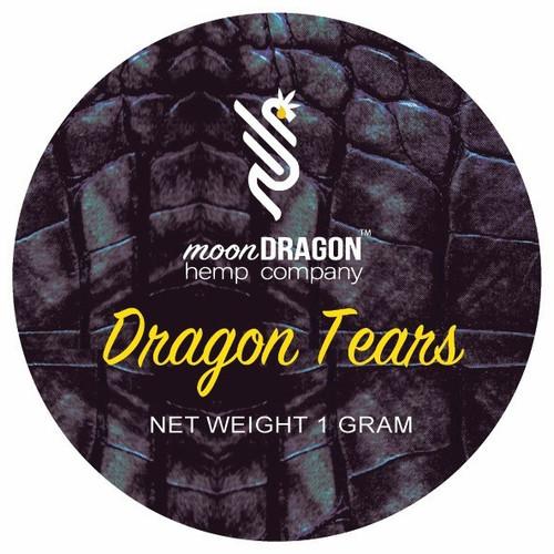 Blueberry Kush D8 Dragon Tears Sugar Wax