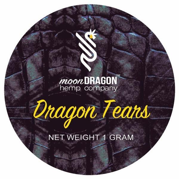 Banana Kush D8 Dragon Tears Sugar Wax