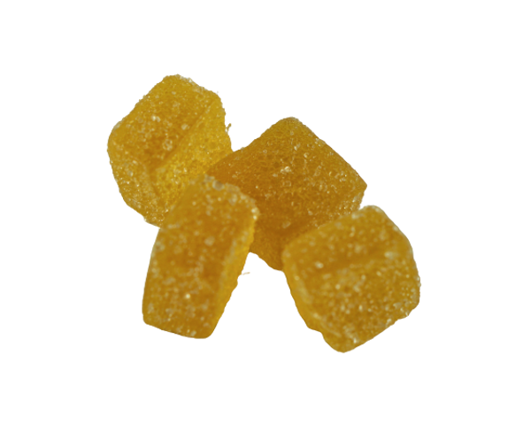 Moon Dragon Hemp Co. Pineapple D8 Gummies have exceptional juiciness and a vibrant tropical flavor that balances the tastes of sweet and tart. They are second only to bananas as America's favorite tropical fruit.